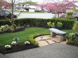 Remodel Front Garden