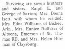 Carbaugh, Homer E. - Part 2