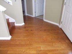 Hardwood Floors & Stairs