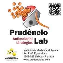 Prudencio Lab sticker