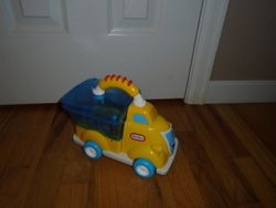 Little Tikes Handle Hauler Recycling Truck - $7
