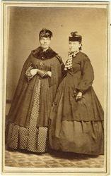 cdv of unidentified ladies