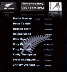 NZ U20's