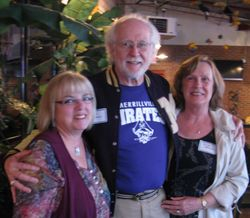 Terry Kendall Halberstadt, Dick & Carolyn Stiener