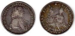 1761 Salzburg Thaler