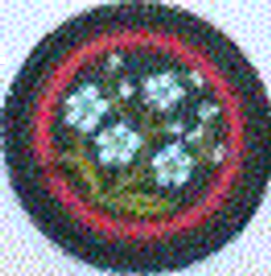 Forget-Me-Not Patrol Badge