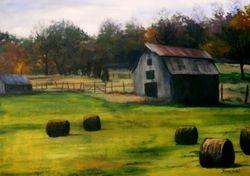 Carl Allen's Barn