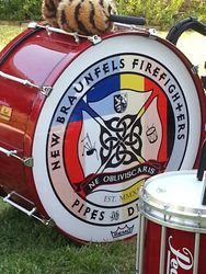 New Braunfels FD Pipes and Drums
