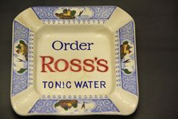 Ross Tonic Water, Belfast - inventors of Gin and Tonic