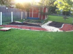 Step 2 Start Your Landscape Edging