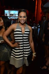 "Demetria McKinney At ""Hawks Casino Night"" Charity Event"