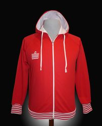 Reddich United 1978 match worn tracksuit top for sale