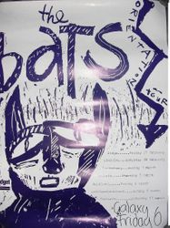 The Bats Orientation Poster