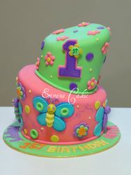 Ragdoll themed cake
