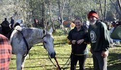 2014 Alpine Rally @ Brindabella - Henning and Noni