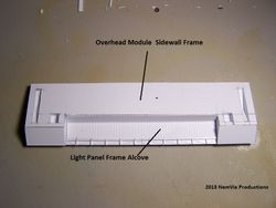Overhead Module Side Walls - 1