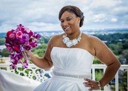 Bride (Photo Credit:  Yolanda Rouse)