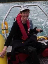 Marti Anderson - Co-Director of C-MRG