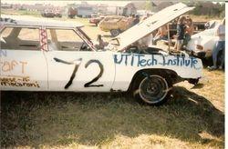 Dad's 88 Demo Car