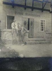 Hotell Kullagarden 1922