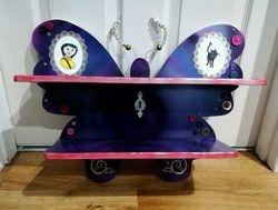 Coraline inspired shelf