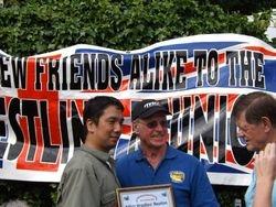 Shuhei Aoki, Johnny Saint Bob Antony.
