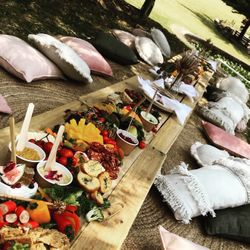 Outdoor Grazing and Platter Boxes