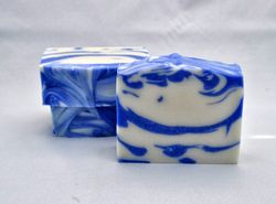 LAVENDER BLUE SOAP