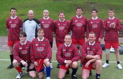 Blast From The Past - 31/10/04 - Queen's Park 3 Appin 1
