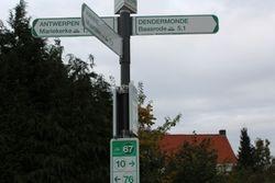 De vele fietsroutes langs de Dijken