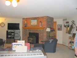 Fireplace Make Over...BEFORE