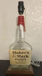 Makers Mark Lamp