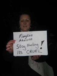 Finglas Against Stag-hunting