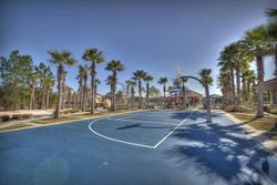 Basket-ball Court