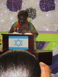 Rev Stella Ebegbuna -Uganda