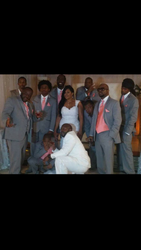 Grey Wedding Tuxedos