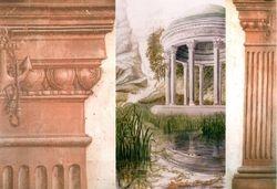 Temple d'amour 1997 280 x 150 cm Available