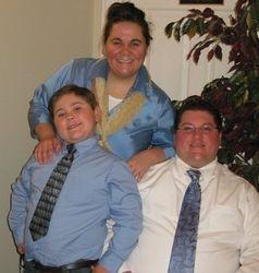 Bro. Rustin, Sis. Robyn Sterner & Noah