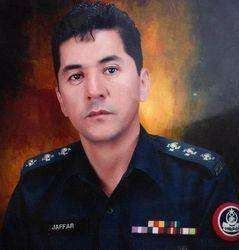 Shaheed Jaffar SHO wld Muhammad Afzal