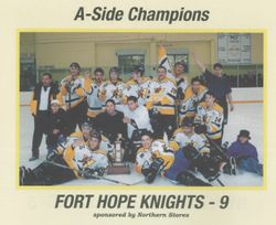 Fort Hope Knights - A Side Champs