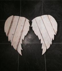 Bespoke angel wings