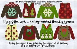 """""""Ugly Sweaters"""" Logo"""