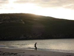 Losgaintir Beach, Harris. Best in Scotland