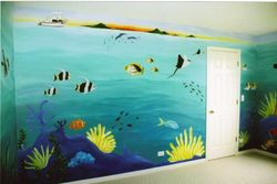 Ocean/stingray