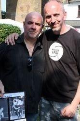 Keith Myatt and Paul Douglas