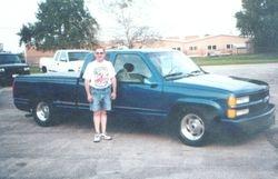 John Hutchin's 1994 Chevy Silverado