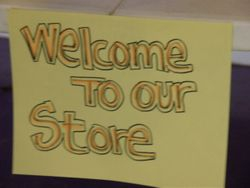 Welcome to our School Store!