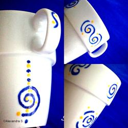 Swedish spiral_Coffee mug