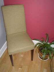 Parson Chair - After