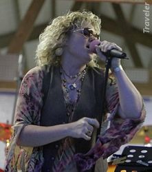 """Janis Joplin"", Woodstock Revisited, PrairieFest, ArkCity KS, 2010"